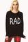Cool girl rad sweater