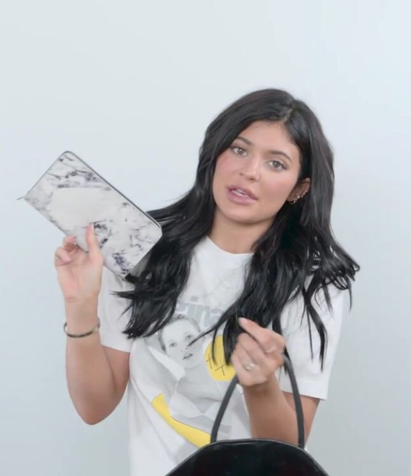 Bag Kylie Jenner Wallet Marble Wheretoget
