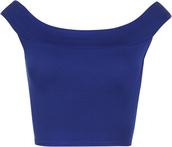 royal blue,clothes,accessories,shirt,top,default category,crop tops,bralette