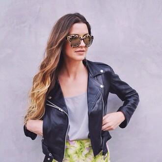 jacket leather biker leather jacket leather biker jacket biker jacket black black leather lambskin minimalist saul 36683