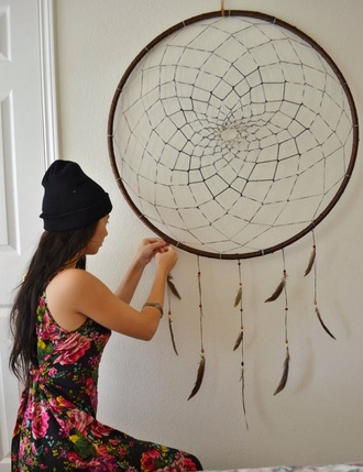 home accessory dream catcher dream home decor bedroom boho
