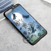 top,art,dragonfly,full moon,iphone case,phone cover,iphone x case,iphone 8 case,iphone7case,iphone7,iphone 6 case,iphone6,iphone 5 case,iphone 4 case,iphone4case