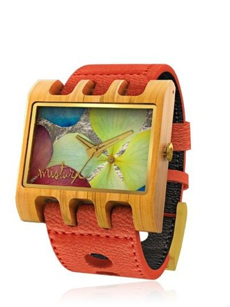 watch orange jewels