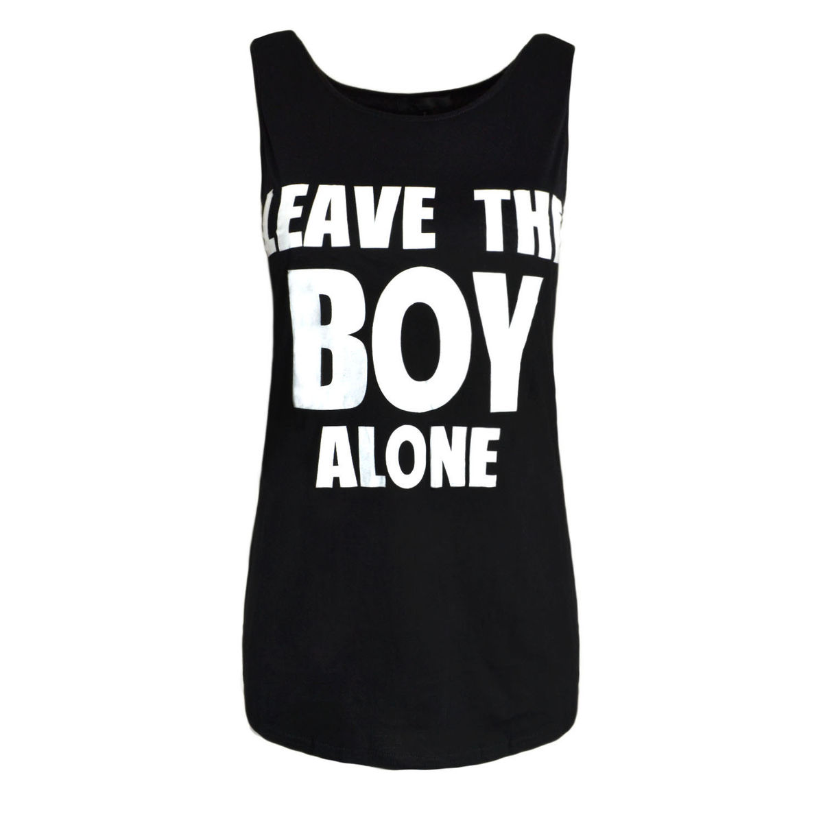 LEAVE THE BOY ALONE TEE