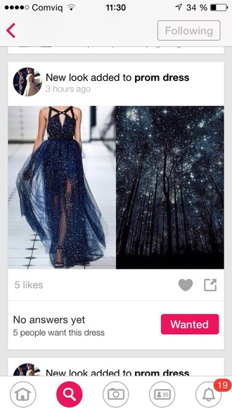 dress prom prom dress gown glitter sparkle sparkly dress sparky black blue multicolored midnight black sparkle blue sparkle blue dress blue prom dress blue prom black dress black prom dress black prom dark dark dress dark prom dress sky halterneck halterneck dress halterneck prom halterneck prom dress multi colored