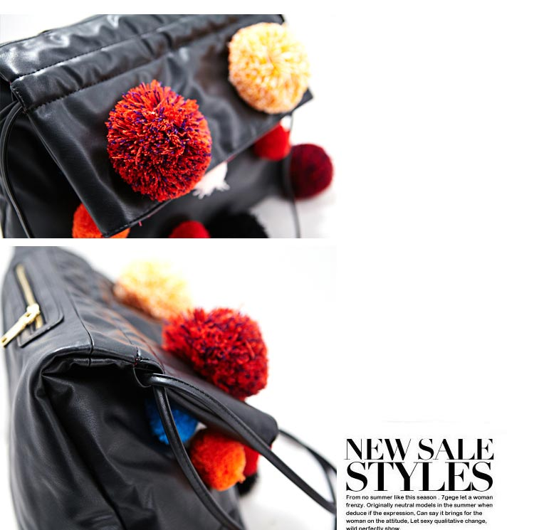 Colorful Fantasy Ball Crossbody Bag [FPB766] - PersunMall.com
