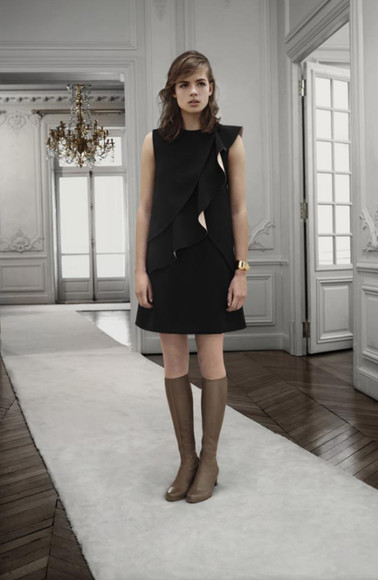 lookbook fashion chloé dress
