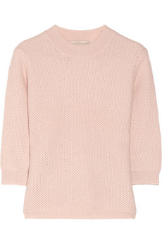 Waffle-knit wool and cashmere-blend sweater | THE OUTNET