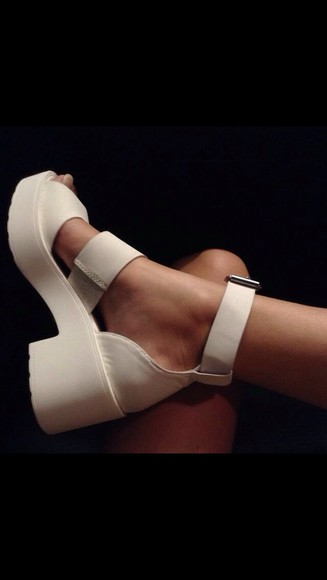 shoes sandals white strappy sandals please help.