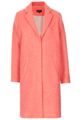 Wool Boyfriend Coat - New In - Topshop