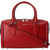 Alexander McQueen Heroine Bowling Shiny Red - Zappos Couture