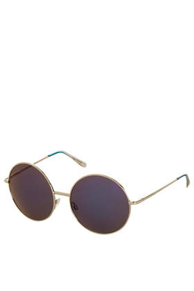 Exterme Bug Round Sunglasses - Sunglasses  - Bags & Accessories  - Topshop