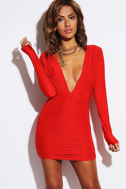 Cut Out Cocktail Dress