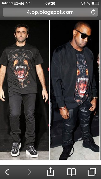 sweater givenchy rottweiler