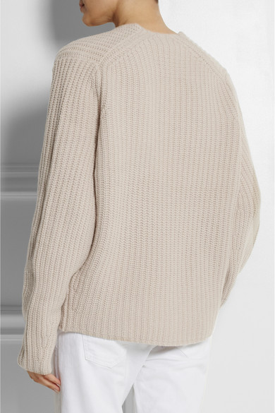 Studios | Deborah oversized ribbed wool sweater | NET-A-PORTER.COM