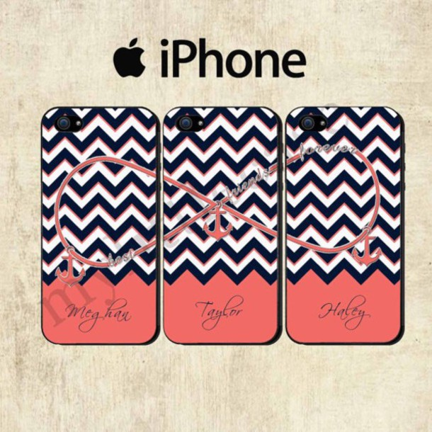 Phone Cover Infinity Symbol 3 Best Friends Wheretoget