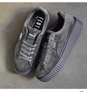 shoes,fenty puma