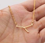 jewels,zodiac necklace
