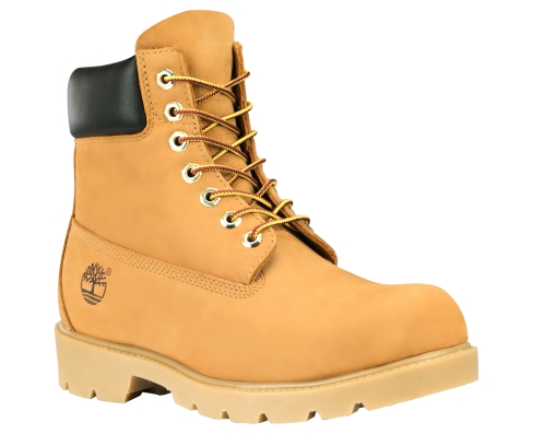 Timberland - Men's 6-Inch Basic Waterproof Boot with Padded Collar