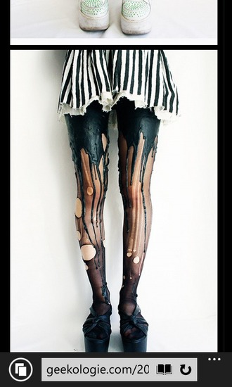tights kawaii