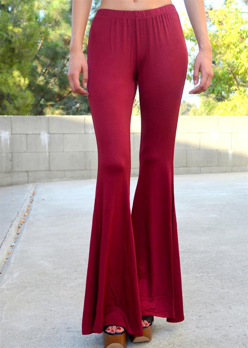 Brianne soft flare pants
