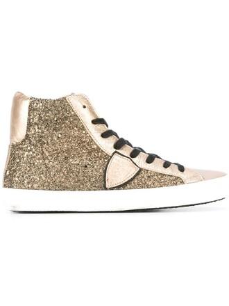 glitter women sneakers leather grey metallic shoes