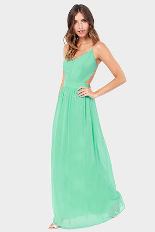 """Chic """"rooftop garden"""" backless maxi dress (3 colors available) – glamzelle"""