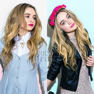 hair accessory sabrina carpenter jacket leather jacket hairstyles hair bow hair/makeup inspo pink pink flowers flower crown flower headband cute daisy summer girl girly pretty lipstick lips blonde hair