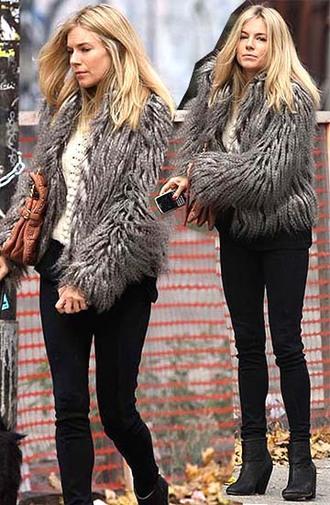 faux fur fur coat jacket faux fur coat faux fur faux fur jacket celebrity style