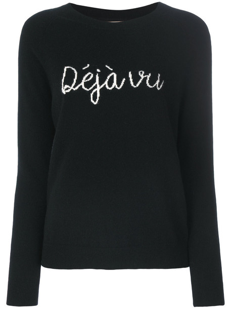 sweater women black