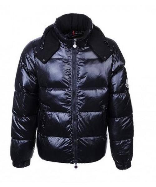 Moncler Alpes Men Jacket Black Bj130543