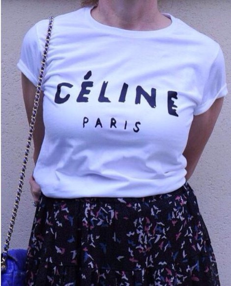 t-shirt celine shirt celine paris shirt celine paris t shirt