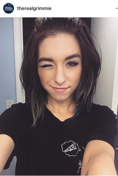 shirt pizza christina grimmie