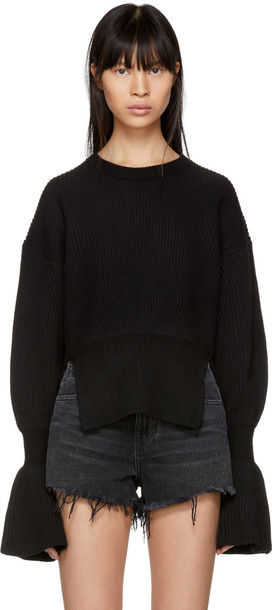 Alexander Wang pullover black sweater