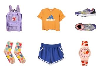 shorts art hoe art hoe tumblr adidas sportswear