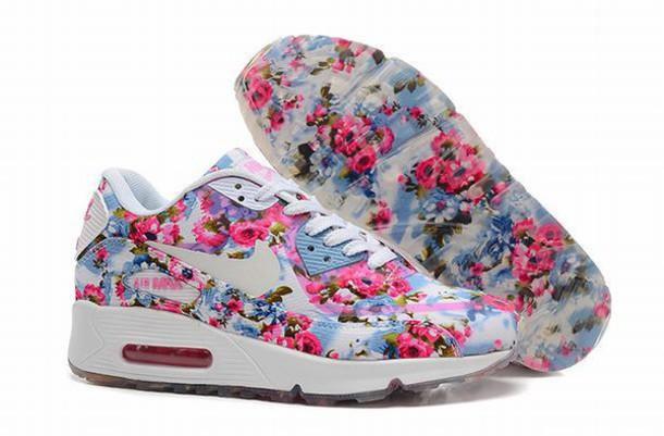 air max 90 flower