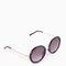 Str round maxi glasses - glasses - woman   stradivarius united kingdom