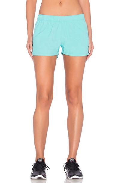 Patagonia shorts turquoise