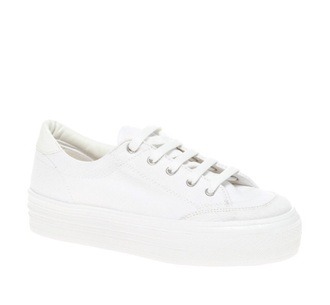 shoes white white shoes wedge sneakers trainer