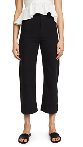Apiece Apart pants black