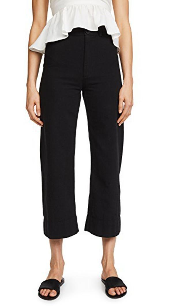 Apiece Apart Merida Pants in black