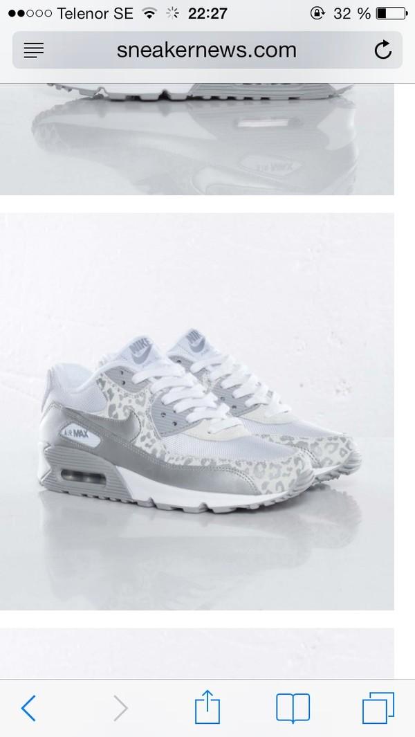 shoes air max air max leopard print white white leopard