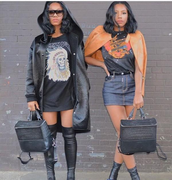 jacket tumblr tumblr outfit grunge sexy fierce streetwear streetstyle  yeezus slayyy black. 456c9bdf8d