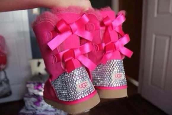 pink shoes bedazzled shoes