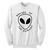 Beware of The Humans Alien Unisex Sweatshirt - StyleCotton