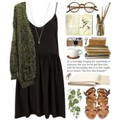cardigan,dress,goth,goth hipster,hipster,grunge,black dress,urgent,witchy,witch