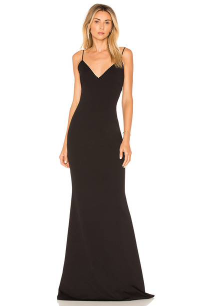 Katie May Bambi Gown in black
