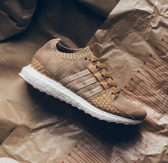 shoes adidas x pusha king push adidas brown adidas beige adidas sneakers