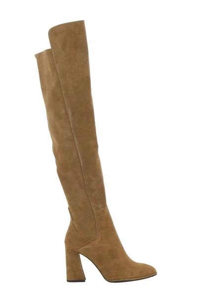 STUART WEITZMAN brown shoes