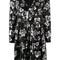 Michael michael kors - sequins embellished dress - women - polyester - 2, black, polyester